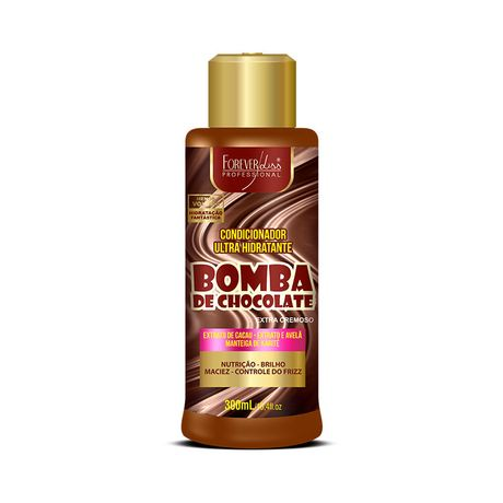 Condicionador-Bomba-de-Chocolate-Forever-Liss-300ml