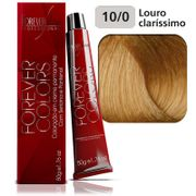 Coloracao-Forever-Colors---Natural-10-0-Louro-Clarissimo