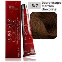 Coloracao-Forever-Colors---Marrom-6-7-Louro-Escuro-Marrom-Chocolate
