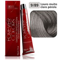 Coloracao-Forever-Colors---Perola-9-89-Louro-Muito-Claro-Perola