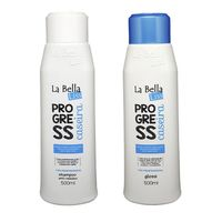 Escova-Progressiva-Caseira-La-Bella-Liss-2x500ml