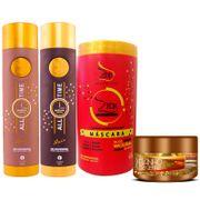 Kit-Escova-Progressiva-com-Botoxy-ZAP---Banho-de-Verniz-Keratinex-250g