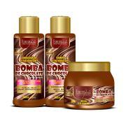 Kit-Bomba-de-Chocolate-com-Shampoo-Condicionador-e-Mascara-250g