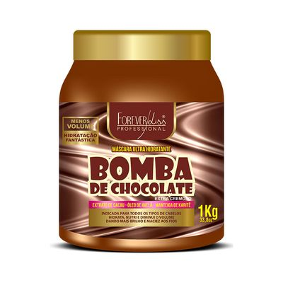 Mascara-Bomba-de-Chocolate-Forever-Liss-1kg