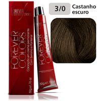 coloracao-forever-colors-natural-3-0-castanho-escuro