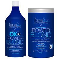 Forever-Liss-Power-Blond-Platinum---Kit-Descoloracao-Perfeita