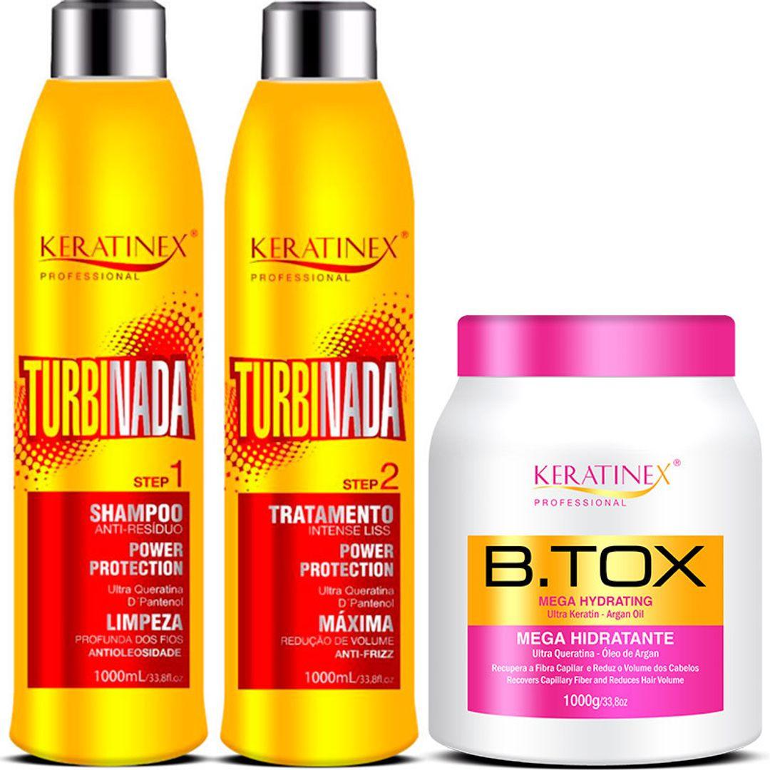 kit-escova-progressiva-turbinada-2x1000ml-com-btox-keratinex