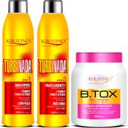kit-escova-progressiva-turbinada-2x1000ml-com-btox-keratinex