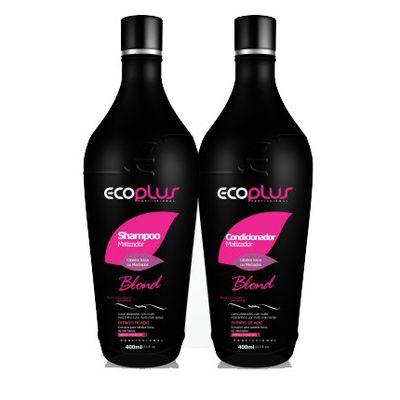 Shampoo-e-Condicionador-Matizador-Blond-Ecoplus---Kit-2x400gr
