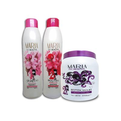 Kit-Maria-Escandalosa-Escova-Progressiva-com-Beautox-Violet