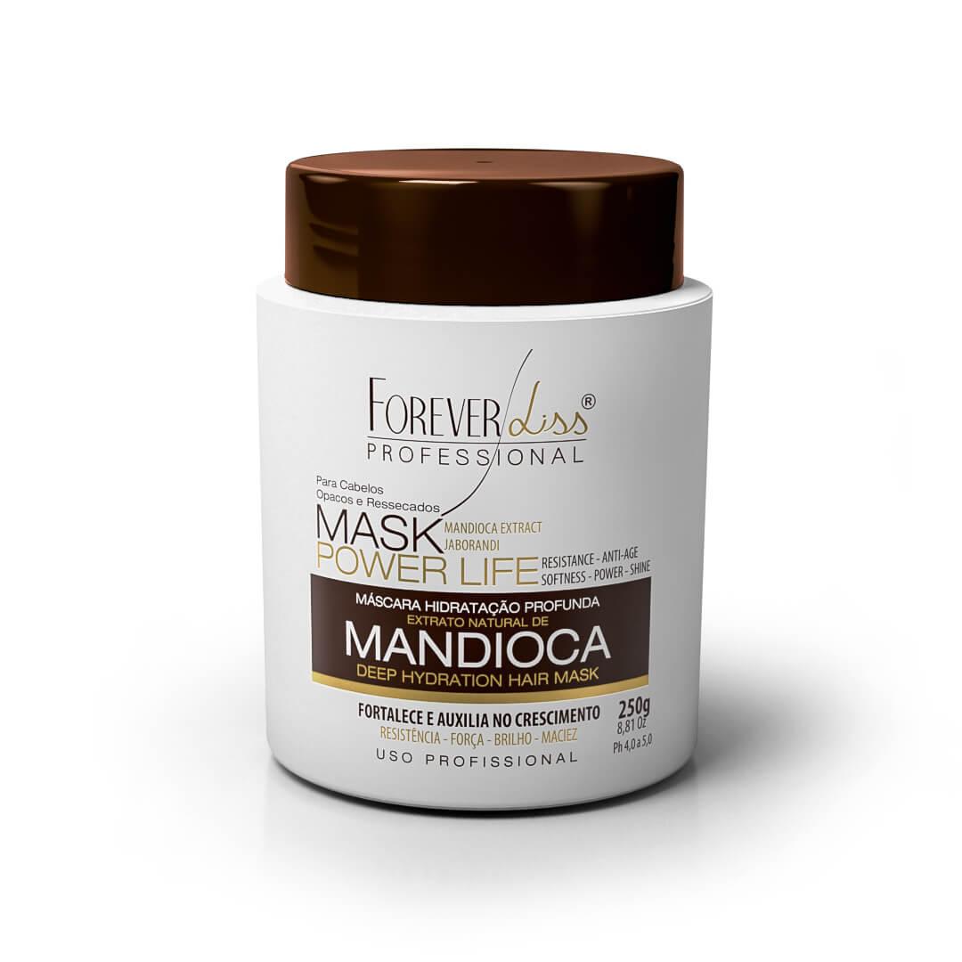 Mascara-Mandioca-Forever-Liss-250g