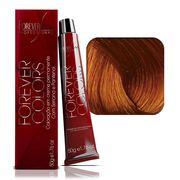 coloracao-forever-colors-cobre-7-44-louro-cobre-intenso