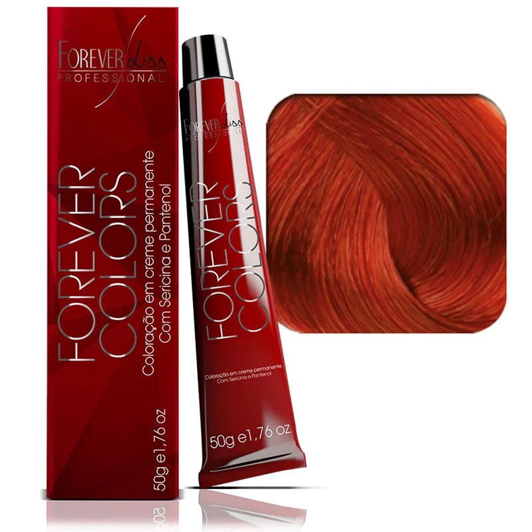 coloracao-forever-colors-vermelho-intenso-6-66-louro-escuro