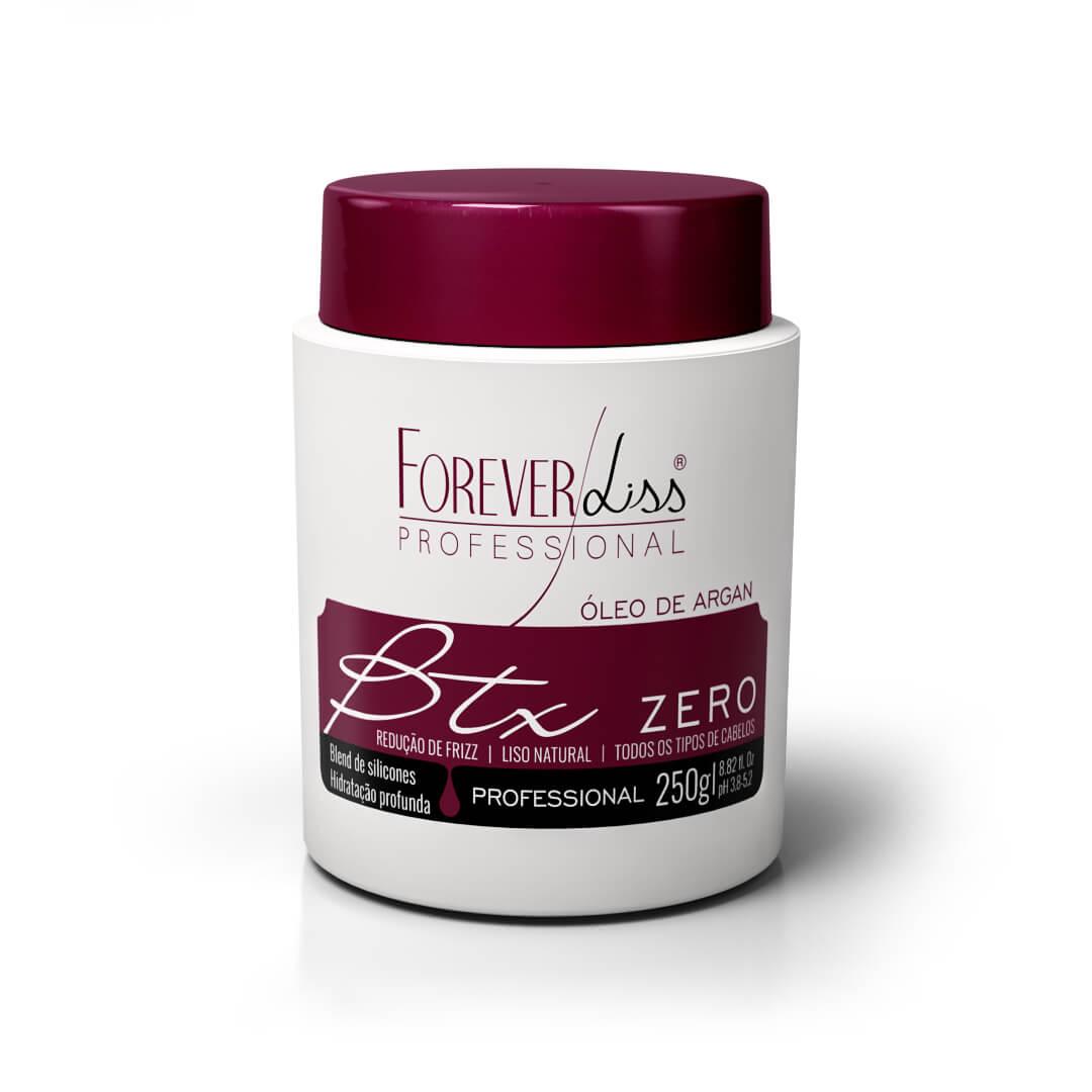 front-btox-capilar-argan-oil-forever-liss-250g