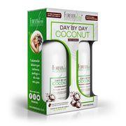 Kit-Shampoo-e-Balsamo-Day-By-Day-Coconut-Forever-Liss-2x300ml-caixa