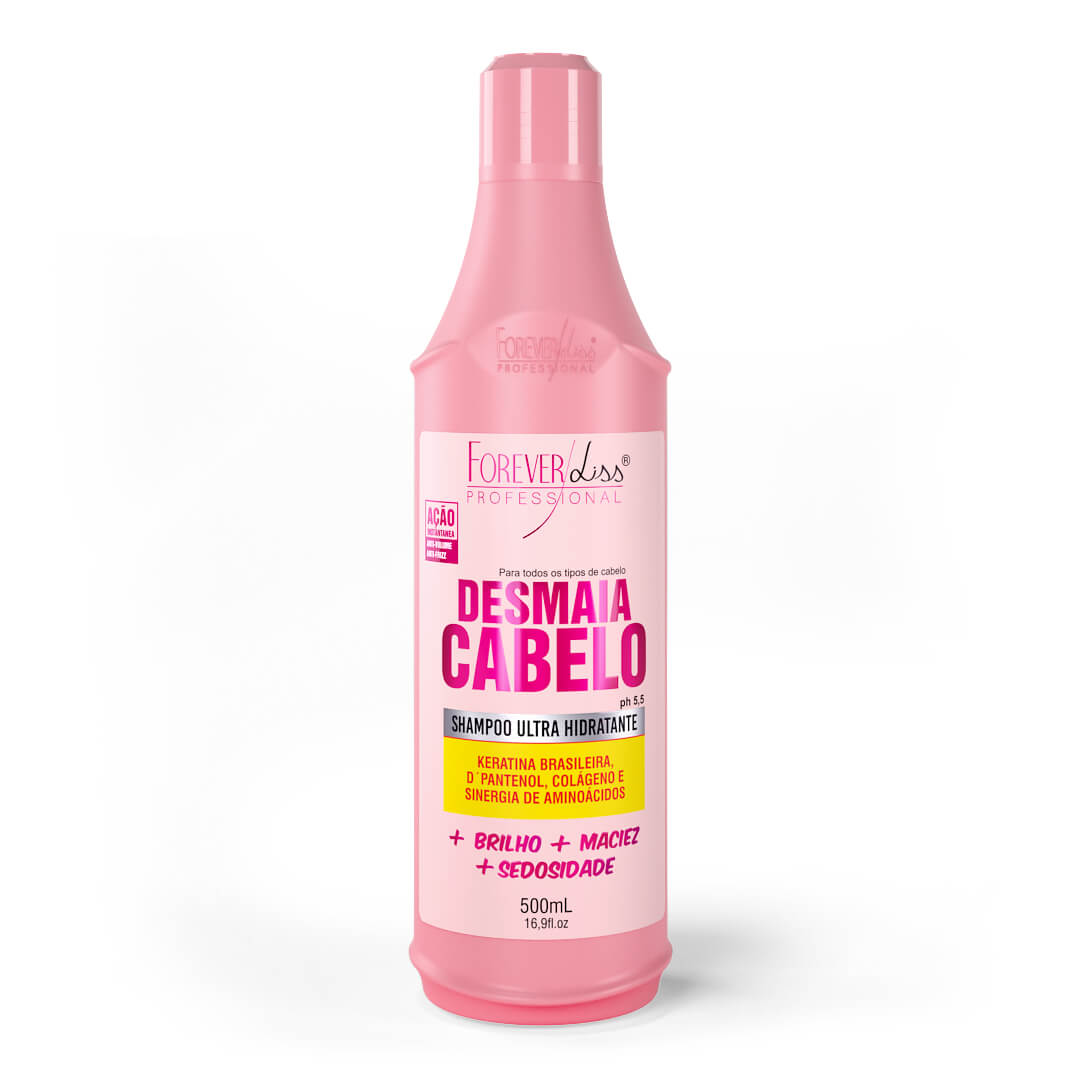 shampoo-desmaia-cabelo-forever-liss-500ml